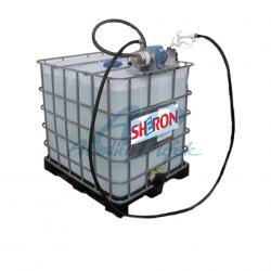 kapalina do ostřikovačů- 1l-stáčená -40°C - SHERON-do vlastních nádob !!