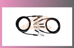 kabely startovací sada-5m 1200A- PROFI- průřez 35mm2- AKCE