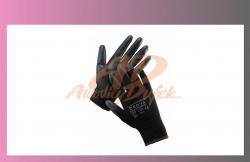 rukavice BUNTING-černé-vel.10