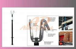 tyč na shrnování plachty nástavby-multifunkční