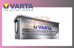 autobaterie VARTA 180Ah/12V/1000A-PRO-SILVER