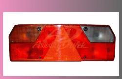 lampa zadní EUROPOINT-Levá-průchodka+SPZ  - 1
