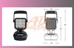 reflektor pracovní LED-PRO-SUPER-FIELD 12/220V-ECE R10 magnet