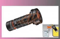 hrdlo nádrže-bezpečnostní UNI-80 /105 mm KOCKON - LAGO
