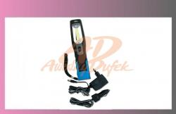 lampa přenosná-LED COBALT 3W+ 5xLED 1W -nabíjecí