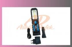 lampa přenosná-LED COBALT 2W+ 1xLED 1W -nabíjecí