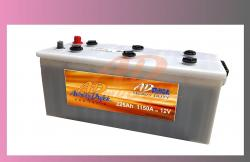 autobaterie AD-TRUCK 225Ah/12V/1150A -HD