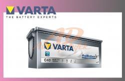autobaterie VARTA 240Ah/12V/1200A-PRO-EFB  -AKCE