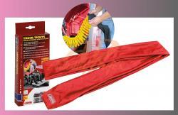 rukáv ochranný-na vzduch.hadice-červený- pr.11cm,d=220cm  - 1