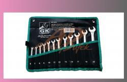 klíče očkoploché 6-22mm,1
