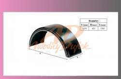 blatník plast.1270x430x1900-balony  - 1