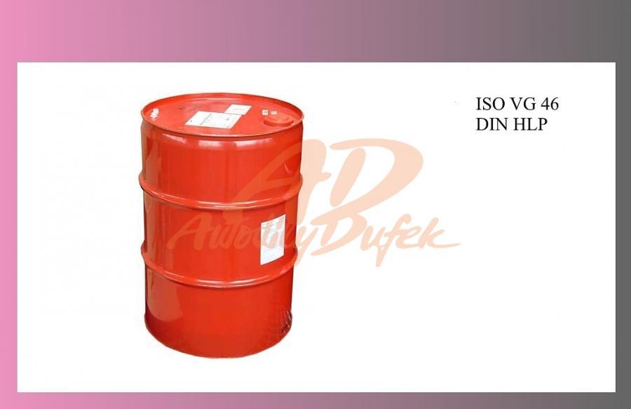olej hydr.HM46 207l-MOGUL
