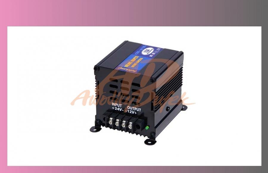 měnič napětí /z 24V na 12V/-15A
