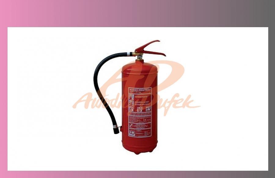 přístroj hasicí práškový 6 kg
