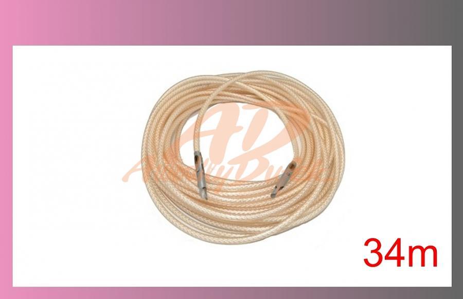 lano celní SISAL pr.6mm,délka 34m