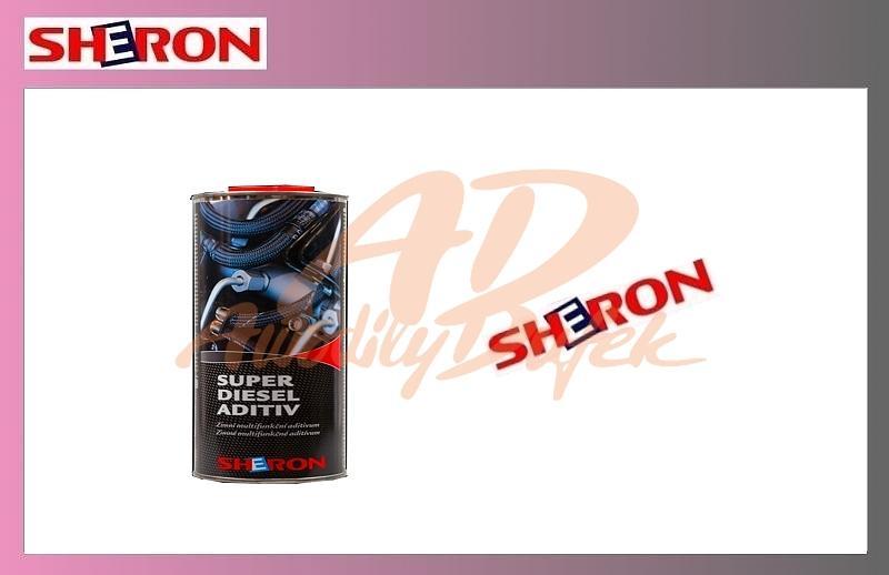 SUPER DIESEL ADITIV 500 ml-zimní-SHERON