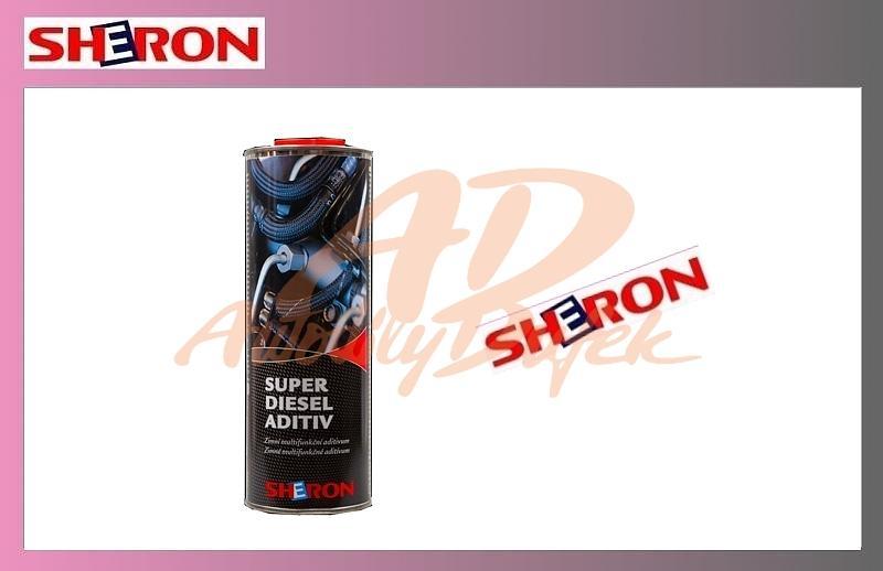 SUPER DIESEL ADITIV 1L-zimní-VIF-SHERON