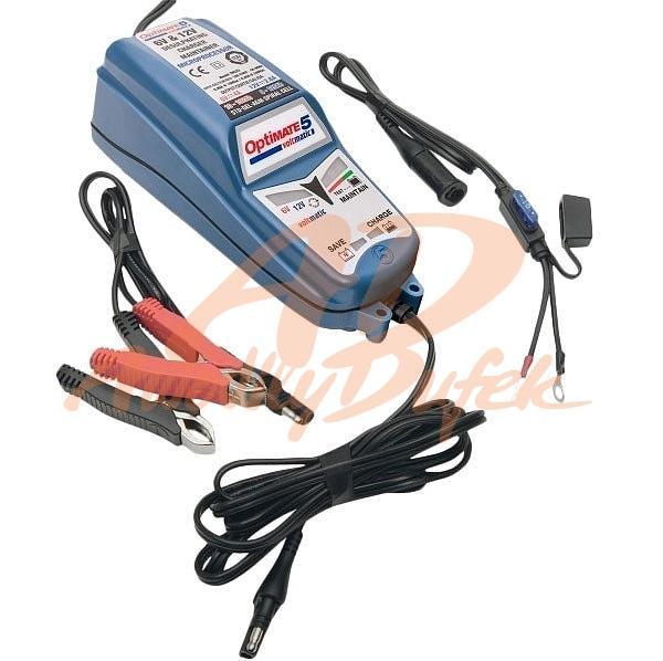 nabíječka akumulátorů 12V/2,8A -do 120Ah