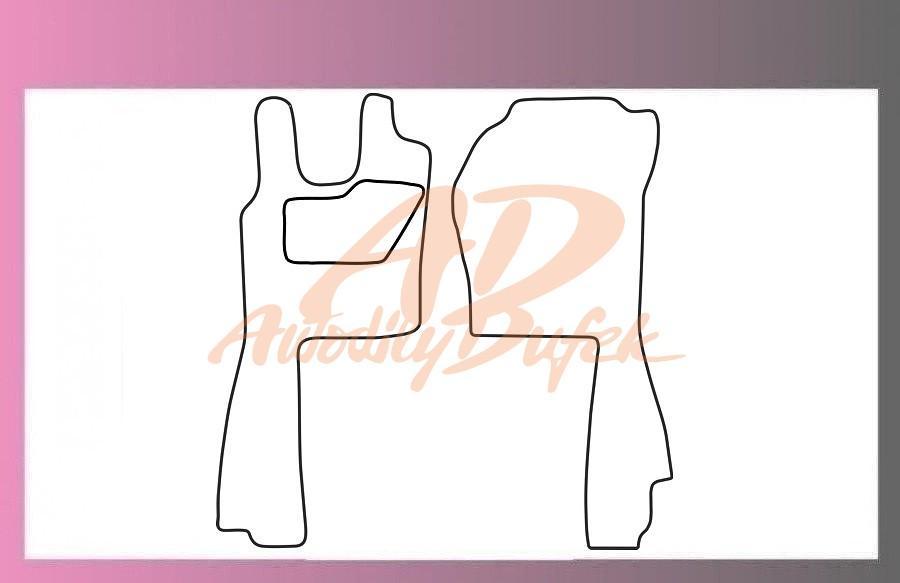 autokoberce SCANIA G--textilní-pár