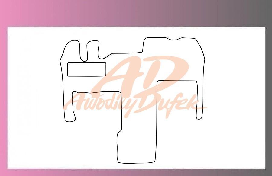 autokoberce RVI MAGNUM-kompl.set-1 díl