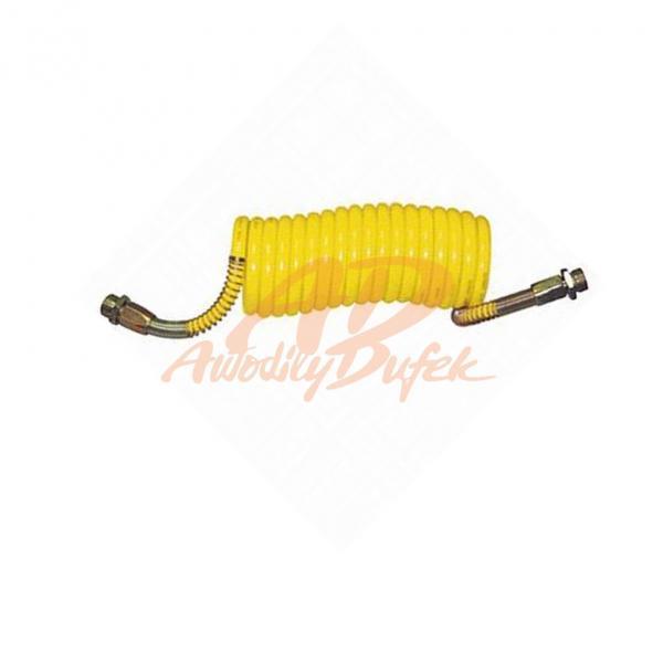 hadice vzduch.žlutá 22x1.5
