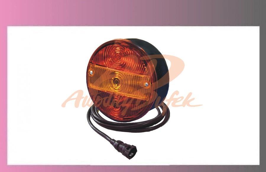 lampa zadní AVIA-UNIVERZAL L+P +kabel