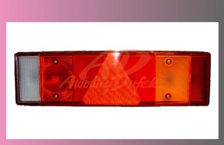 lampa zadní návěs,přívěs-Pravá-zástrčka