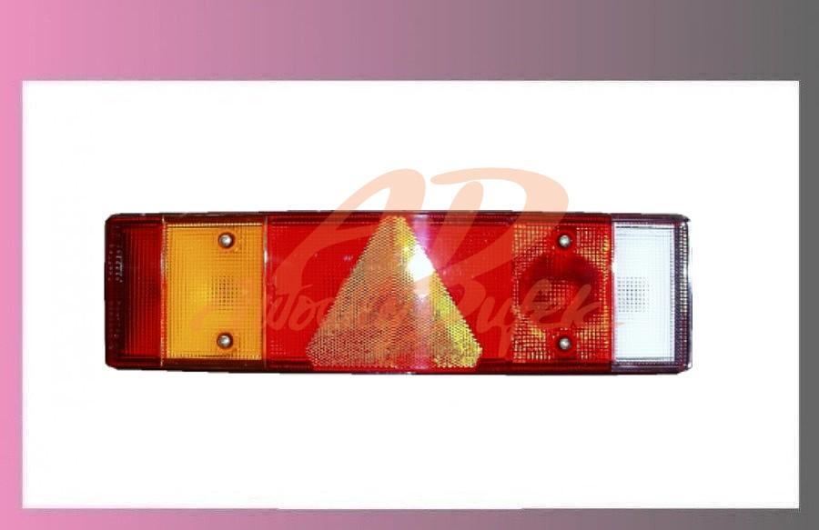 lampa zadní návěs,přívěs-Pravá-průchodka
