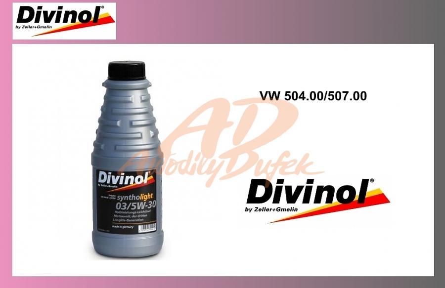 olej mot.DIVINOL 5W30 1l-SYNTHOLIGHT