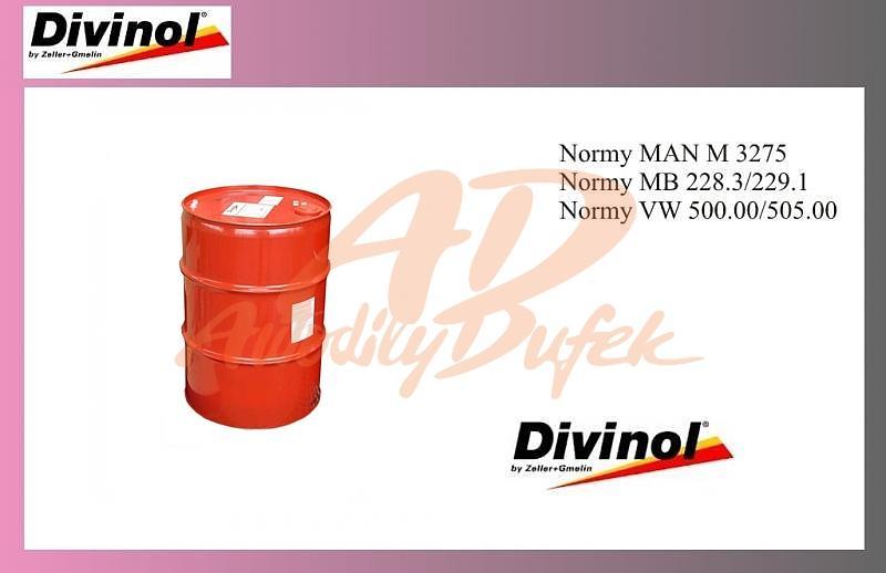 olej mot.DIVINOL 5W40-55l