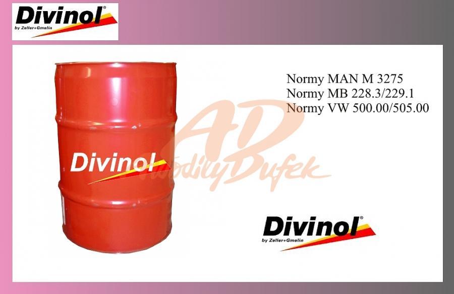 olej mot.DIVINOL 10W40-200l-EXTRA