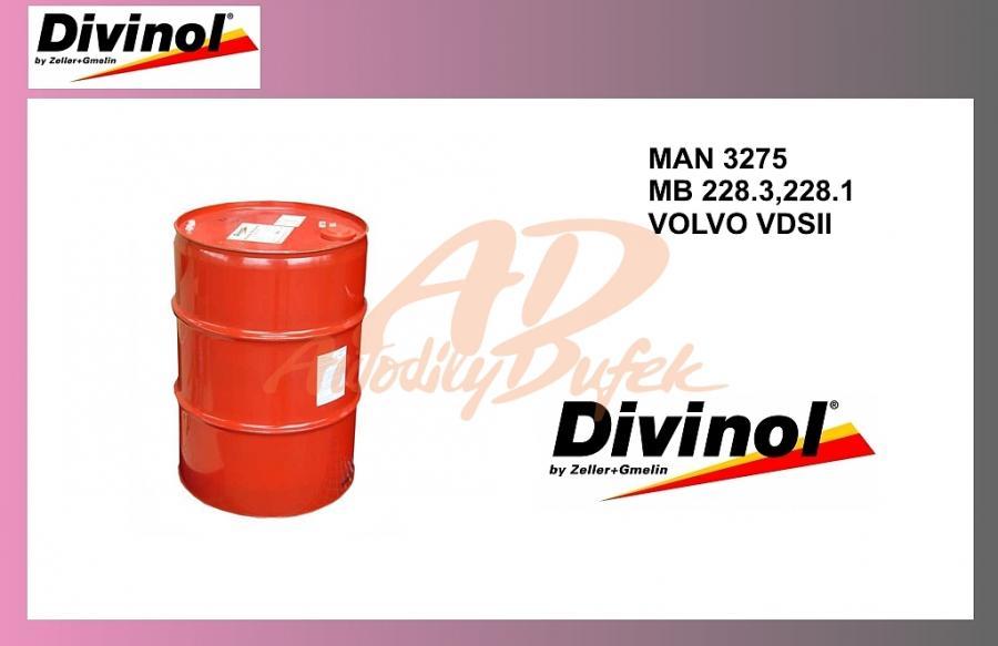 olej mot.DIVINOL 10W40-55l-EXTRA
