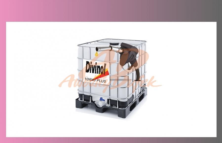 olej mot.DIVINOL 10W40- 1l-PLUS -stáčený