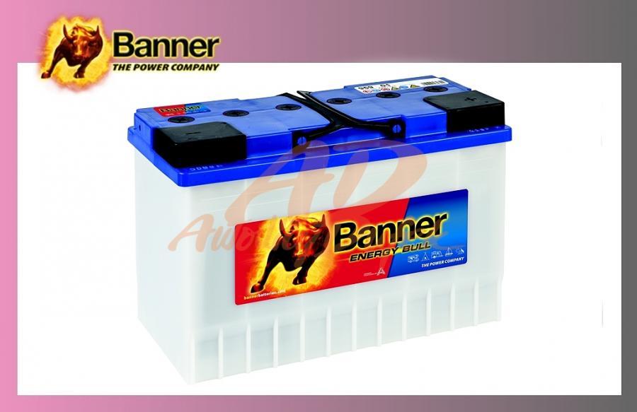 baterie BANNER 115Ah/12V-trakční Energy