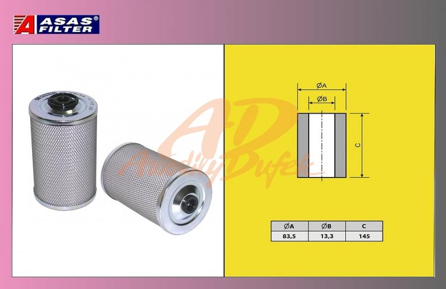 filtr naftový MB-1824-1840-ASAS