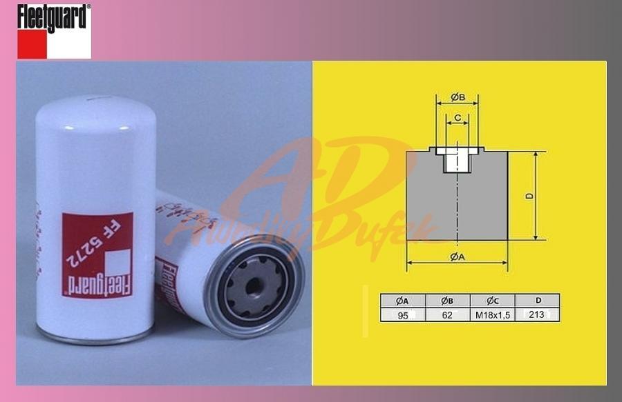 filtr naftový VOLVO FH12